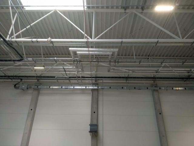 Biawar - Instalacja ct - chłodu + klimakonwektory